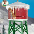 Piko G 62702 NORTH POLE WATER TOWER BUILT-UP BUILDING (G-SCALE) Mint In Box