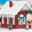 Piko G 62703 SANTA'S HOUSE BUILT-UP BUILDING (G-SCALE) Mint In Box