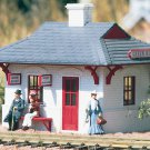 Piko G  62700 GREEN RIVER STATION BUILT-UP BUILDING (G-SCALE) Mint In Box