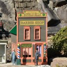 Piko G 62726 RIVER CITY BUFFALO BILL'S BARBER SHOP BUILT-UP BUILDING (G-SCALE) Mint In box