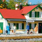 Piko G 62029 BLUE CREEK VALLEY STATION, BUILDING KIT (G-SCALE) Mint In Box