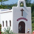 Piko G 62108 MISSION SAN ANTONIO, BUILDING KIT (G-SCALE) Mint In Box