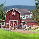 Piko G 62110 RED BARN, BUILDING KIT (G-SCALE) Mint In Box