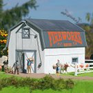Piko G 62120 WHITE BARN, BUILDING KIT (G-SCALE) Mint In box