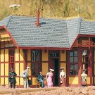 Piko G 62209 GRIZZLY FLATS STATION, BUILDING KIT (G-SCALE) Mint In box