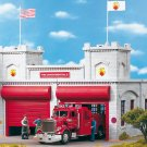 Piko G 62242 FIRE DEPARTMENT NUMBER 6, BUILDING KIT (G-SCALE) Mint In box