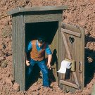 Piko G 62246 OUTHOUSE, BUILDING KIT (G-SCALE)