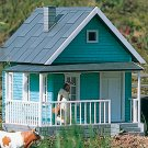 Piko G 62249 COUSIN JANES FARMHOUSE, BUILDING KIT (G-SCALE) Mint In Box