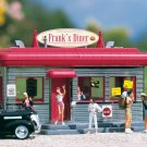Piko G 62250 DOWNTOWN DINER, BUILDING KIT (G-SCALE) Mint In Box