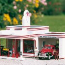 Piko G  62251 FILLING STATION, BUILDING KIT (G-SCALE) In box