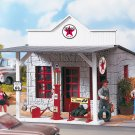 Piko G 62264 TEXACO GAS STATION, BUILDING KIT (G-SCALE) Mint In Box
