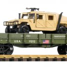 Piko G 38764 USATC HUMVEE AUTO TRANSPORT (G-SCALE) Mint In box
