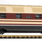 Piko G 37575 DR IV BR 118 DIESEL LOCOMOTIVE, 4-AXLE, 2-STRIPE (G-SCALE)