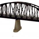 MTH 401105 O Steel Arch Bridge/blk (was #401050) Mint In Box