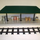 T-Reproduction/Buddy L 3010-FP  Freight / Passenger Loading Platform Re-issue Mint In Box