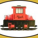 H-L-W 09703 - Mack Engine, Red Mint In box