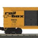 MTH 30-4247-1 O Gauge RailKing Dash-8 Diesel R-T-R Freight Train Set w/Proto-Sound 3.0 Mint In Box