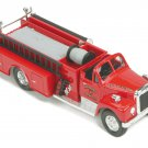 MTH 30-50091 O PRR Diecast Fire Truck Mint In Box