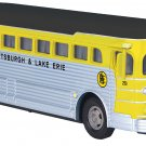 MTH 30-50106 O P&LE Die-Cast Bus Mint In Box