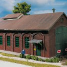 Piko HO 61823 HOBBY LINE BURGSTEIN LOCO SHED, BUILDING KIT (HO-SCALE) Mint In Box