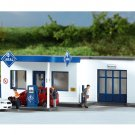 Piko HO 61827 HOBBY LINE ARAL GAS STATION, BUILDING KIT (HO-SCALE) Mint In Box