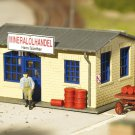 Piko HO 61834 HOBBY LINE DINO LUBE OIL SUPPLY, BUILDING KIT (HO-SCALE) Mint In Box