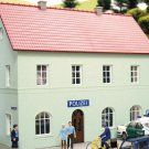 Piko HO 61836 HOBBY LINE POLICE STATION, BUILDING KIT (HO-SCALE) Mint In Box