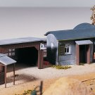 Piko HO 61127 CLASSIC LINE SAND WORKS SALES OFFICE, BUILDING KIT (HO-SCALE) Mint In Box