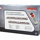 Piko HO 59006 ICE 3 STARTER SET W/SMARTCONTROL LIGHT, 120V (HO-SCALE) Mint In Box
