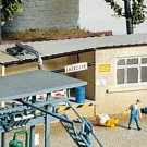 Piko N 60022 FILLING STATION OFFICE, BUILDING KIT (N-SCALE) Mint In Box