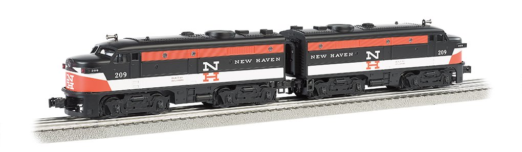 Williams O 20092 NEW HAVEN #209 - O-27 ALCO FA-2 POWERED A / DUMMY Mint In Box