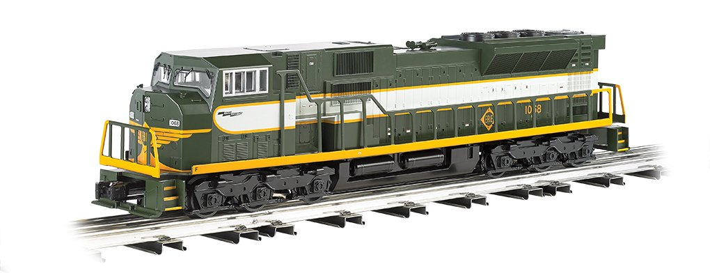 Williams O 21833 NORFOLK SOUTHERN HERITAGE - ERIE - SD90 Mint In Box