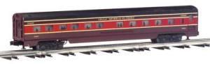 Williams O 43106 72' Streamliners GM&O/2pk Mint In Box