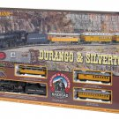Bachmann 00710 DURANGO & SILVERTON (HO SCALE) Mint In Box
