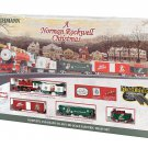 Bachmann HO 00741 A NORMAN ROCKWELL CHRISTMAS (HO SCALE) Mint In Box