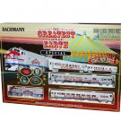 Bachmann HO 00749 RINGLING BROS. & BARNUM & BAILEY GREATEST SHOW ON EARTH SPECIAL Mint In box