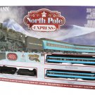Bachmann HO 00751 NORTH POLE EXPRESS (HO SCALE) Mint In Box