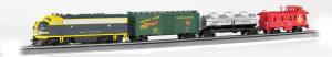 Bachmann HO 00826 THUNDER CHIEF WITH DIGITAL SOUND (HO SCALE) Mint In Box