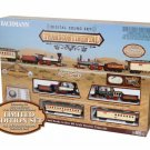 Bachmann HO 00827 TRANSCONTINENTAL WITH DIGITAL SOUND - LIMITED EDITION (HO SCALE) Mint In Box