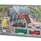 Bachmann HO 01501 BLUE LIGHTNING - E-Z APP® TRAIN CONTROL Mint In Box