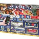 Bachmann HO 01503 SCOUT SPECIAL - E-Z APP™ TRAIN CONTROL Mint In Box