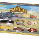 Bachmann N 24014 YARD BOSS (N SCALE) Mint In Box