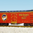 USA Trains R16435 Old Dutch Beer – Oxide/Wabash Blue Mint In Box