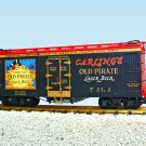 USA Trains R16446 Carling's Old Pirate Rum – Black/Red Mint In Box