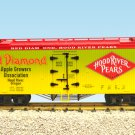 USA Trains R16455 Red Diamond Pears - Green/Yellow/Red Mint In Box