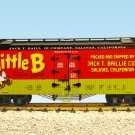 USA Trains R16462 Little Bee Vegetables – Red/Green/Black Mint In Box