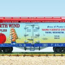 USA Trains R16464 North Wind Pears – Blue/Red Mint In Box