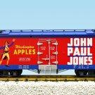 USA Trains R16473 John Paul Jones Apples – Red/Blue Mint In box