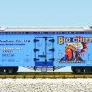 USA Trains R16475A Big Chief Apples – Blue/Silver