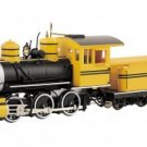 Bachmann On30 29302 PAINTED UNLETTERED - BUMBLE BEE DCC- 2-6-0 Mint In Box